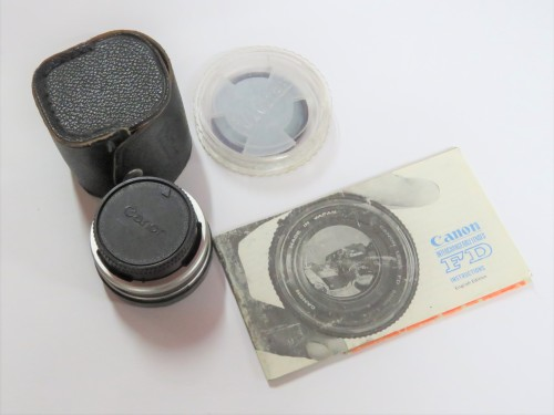 Vintage Vivitar Automatic tele converter and lens filters