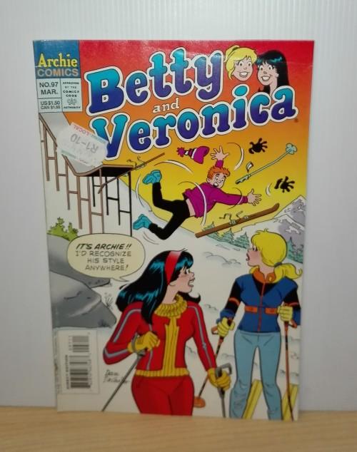 Archie Comics - Betty and Veronica No  97
