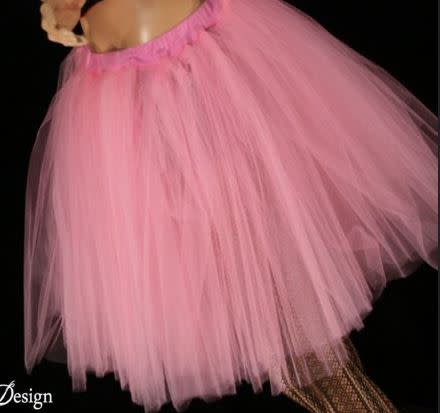 53b8e6b268 Other Flowers, Celebrations & Gifts - Adult tutu skirt: LIGHT PINK ...