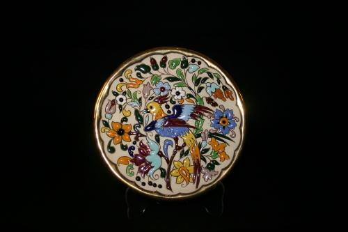 Other Porcelain Amp Ceramics Antique Seville Hand Painted