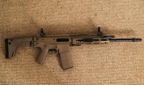 Acr Airsoft Gun weapons - airsoft gun rifle | acr gbb gas blow back | full metal