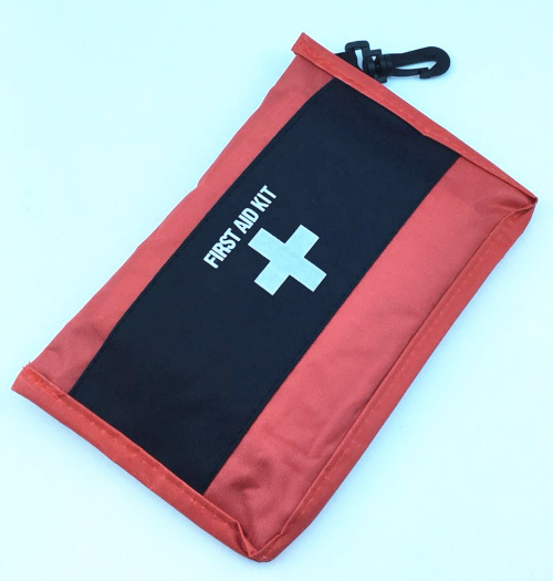 First Aid Emergency Kit Tool Car Auto Medical Camping Home Travel
