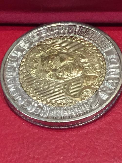 Other Mandela Coins 2018 R5 Mandela 100 Years Centenary