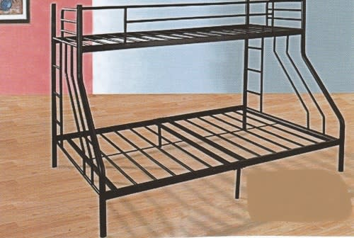 Beds Bunk Beds Tribunk Double Bottom Single Top Was Listed For