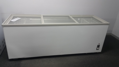 Refrigeration Amp Chillers Glass Top Freezer For Sale
