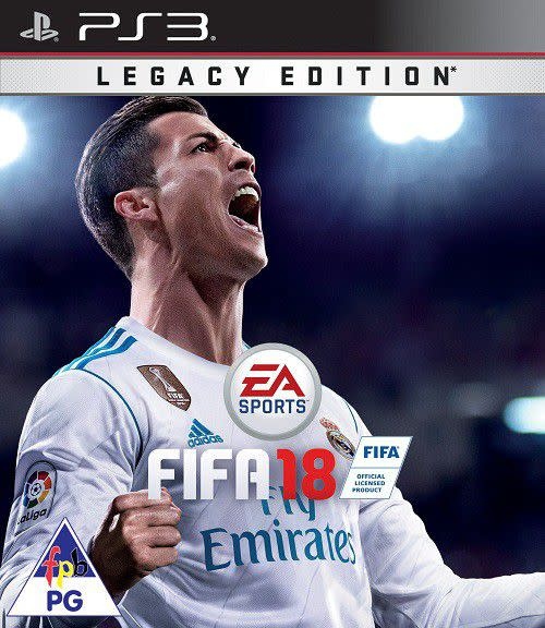 FIFA 18 GAME FOR PS3