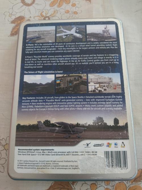 flight simulator x-plane 10 global (pc)