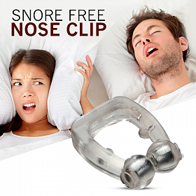 Image result for Snore free nose clip