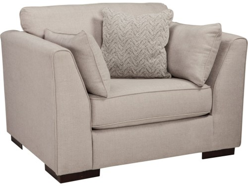Lounge Suites Coaster 4pc Sofa Set Couch Lounge Suite