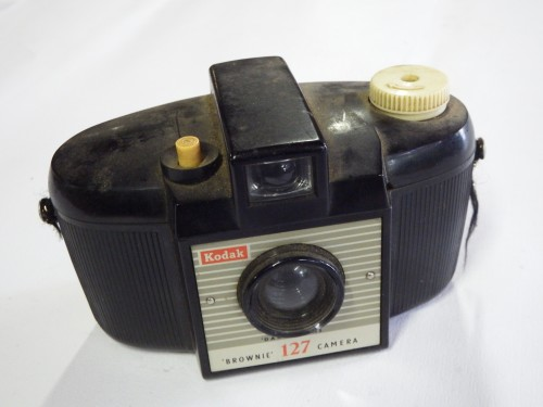 Kodak 127 Brownie camera