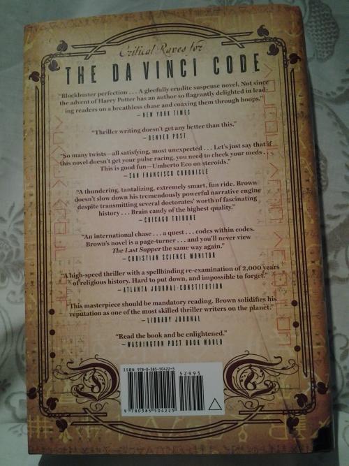 Historical Fiction Book Dan Brown The Lost Symbol