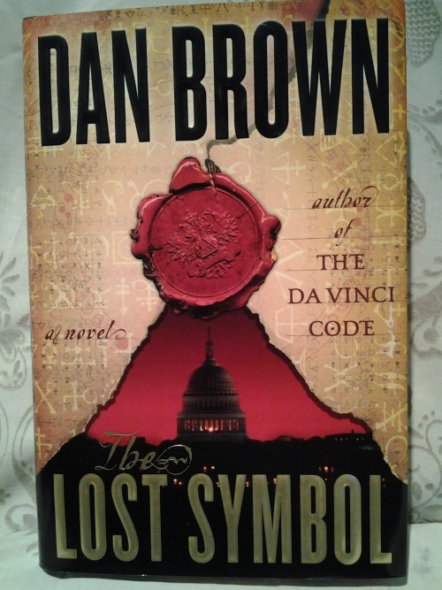 Historical Fiction Book Dan Brown The Lost Symbol