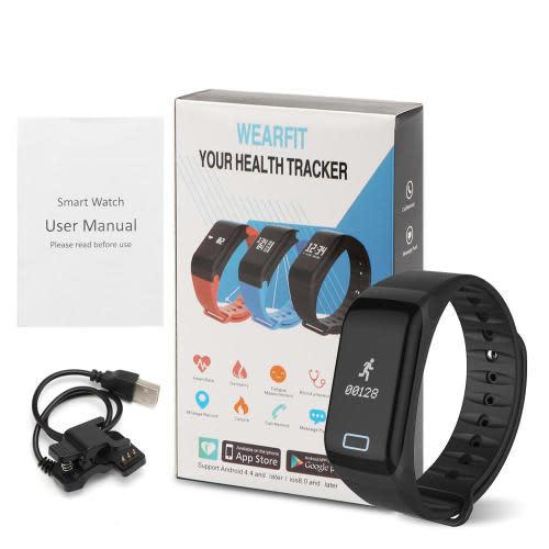WEARFIT HEALTH TRACKER