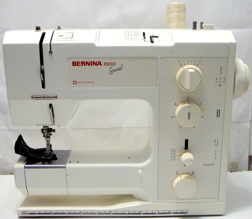 Sewing Machines Overlockers Bernina 40 Special Sewing Machine Impressive Bernina 1000 Special Sewing Machine
