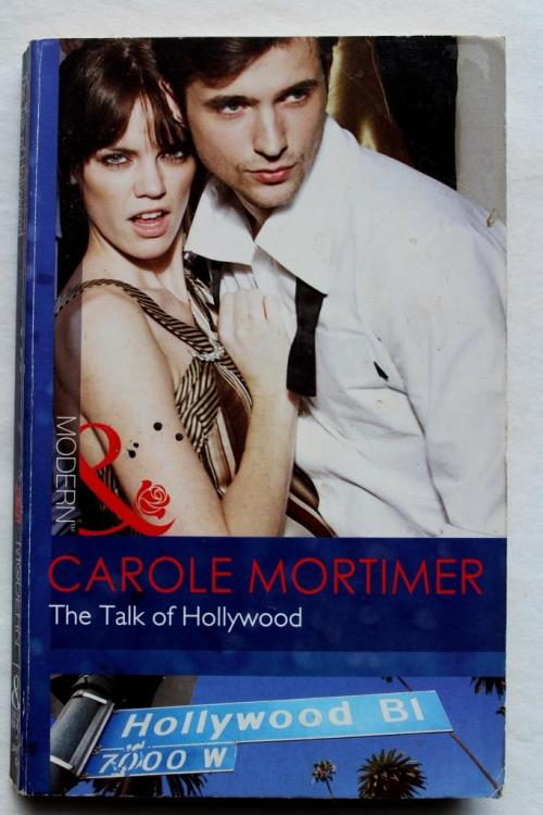 The Talk of Hollywood (Mills & Boon Modern) (Mills and Boon Modern)