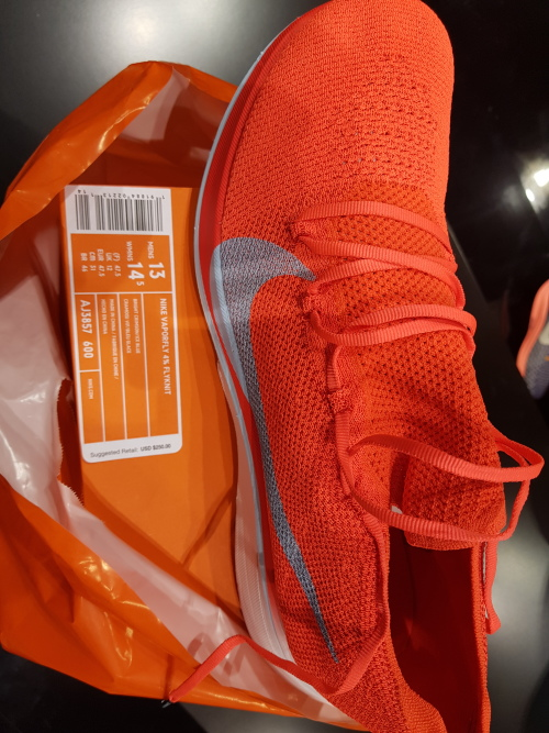 2020ed1703cf Footwear - NIKE VAPORFLY 4% FLYKNIT was listed for R5
