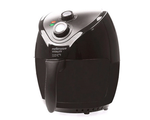 Fryers - Mellerware Vitality Air Fryer 2.6L - Demo Model
