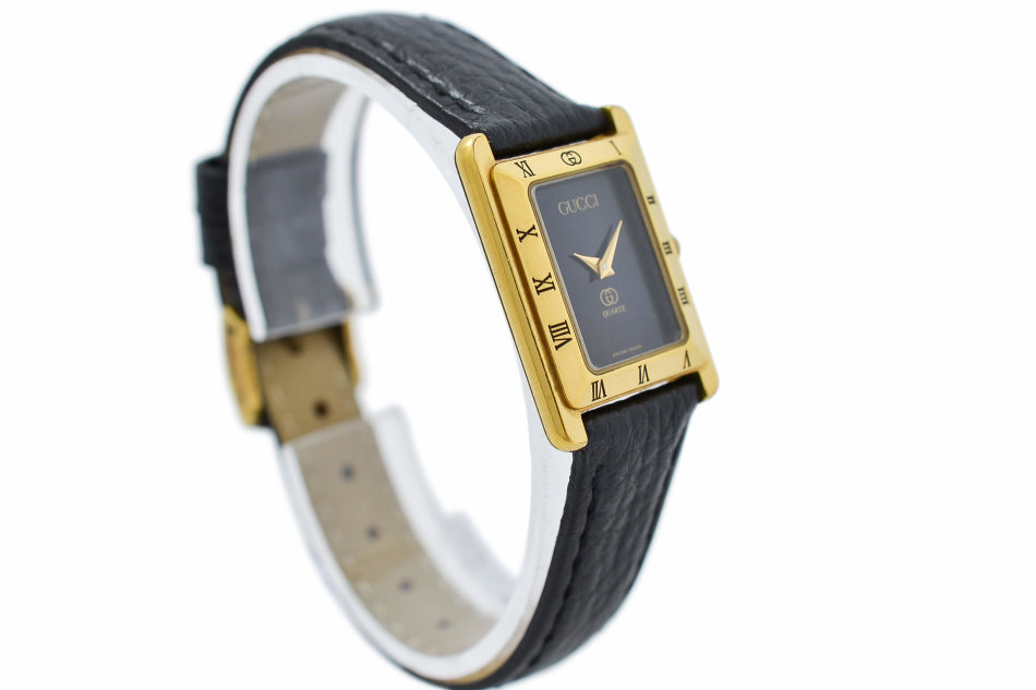e8509294c90 Rare   Collectible Watches - Vintage Gucci 4200L Gold Plated Ladies ...