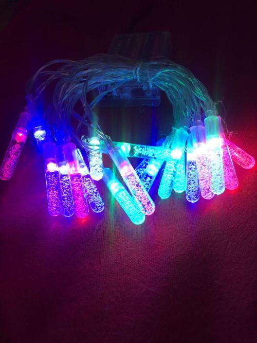 Fairy Lights Bulk From 6 Brand New Capsule Shaped Multi