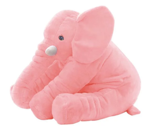 Soft Toys Comfy Soft Baby Elephant Pillow Was Listed For