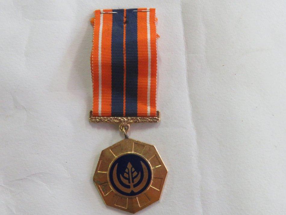 SADF Pro Patria  medal - #60309 - Swivel type
