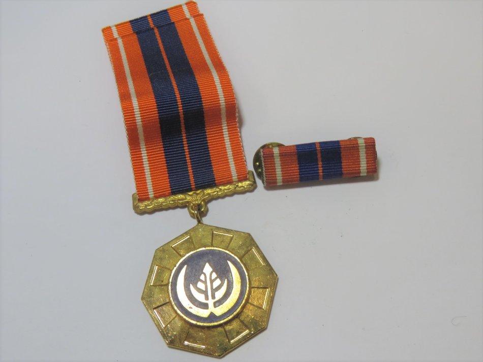 SADF Pro Patria medal of Corporal UI Stein - Swivel type - #59328