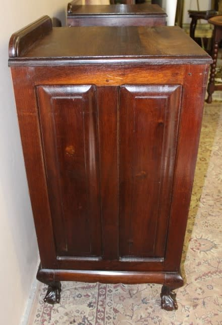 Cabinets A Fabulous Vintage Imbuia Ball Amp Claw Buffet