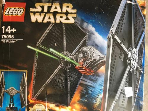 LEGO - Star Wars TIE Fighter 75095 Star Wars (New - see description) (only for ookandries2)