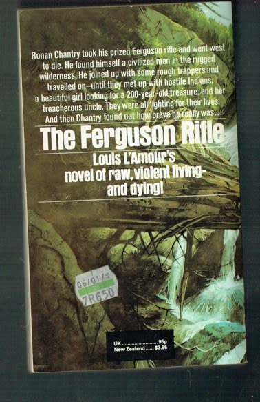 Thriller & Adventure - Louis L'Amour - The Ferguson Rifle