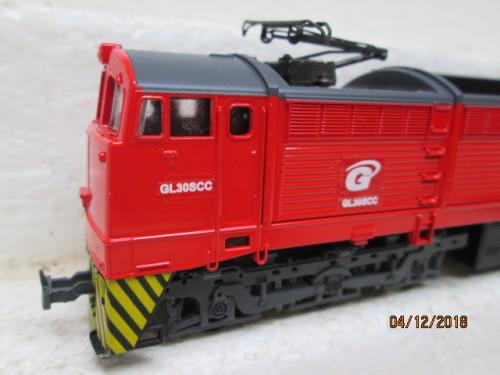 Locomotives - HO SCALE : FRATESCHI SAR (GRINDROD) CLASS GL30SCC