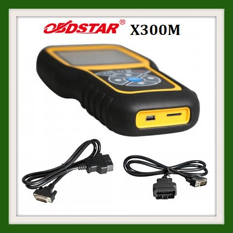 Other Diagnostic Tools - OBDSTAR X300M Special for Odometer