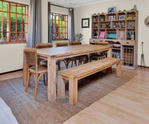 Coricraft Dining Table Set