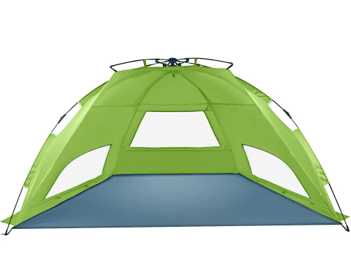 Beach/Picnic - Automatic instant 4 person half tent tent  sc 1 st  Bidorbuy & Other Tents u0026 Shelters - Beach/Picnic - Automatic instant 4 person ...