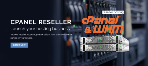 Office & Business - cPanel Web Hosting Reseller - Limited Available