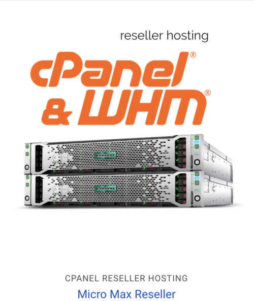 cPanel Web Hosting Reseller - Limited Available at R1 00