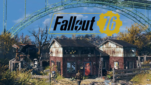Games - Fallout 76 XBOX ONE Code (Full Game)