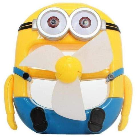 Other Home Amp Living Minions Cooling Summer Fan Usb