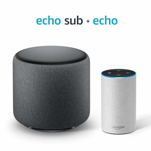 amazon echo sub españa