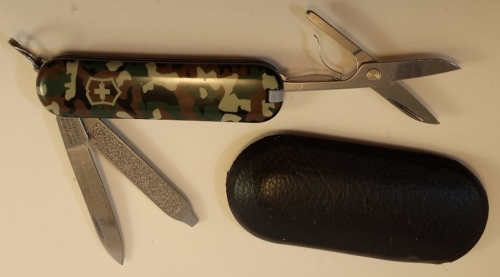 Tools Amp Knives Victorinox Swiss Army Knife Classic Sd