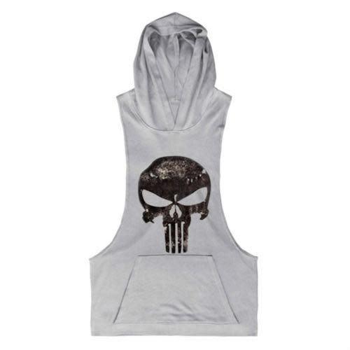 dc78b5cddfadc Mens Brand Hot Men Gym Clothing Bodybuilding Stringer Hoodie Tank Top  Muscle hooded Shirt !!!