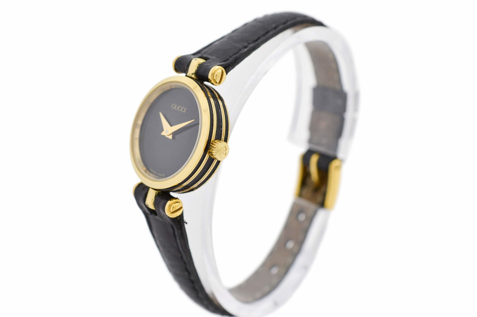 215b3f7e512 Rare   Collectible Watches - Vintage Gucci 2000L Quartz Gold Plated ...