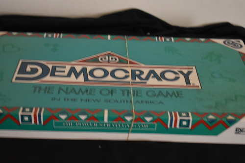 Democracy Board Game