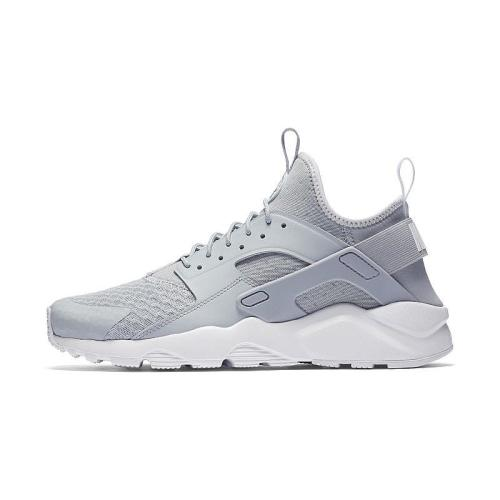 4fdd006d750 Original Mens Nike AIR HUARACHE RUN ULTRA 819685 007 Wolf Grey Pale Grey  Size UK 10 (SA 10)