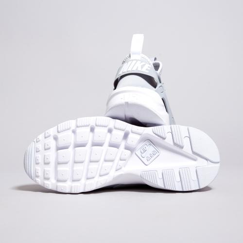 b21b63e2d1eea Original Mens Nike AIR HUARACHE RUN ULTRA 819685 007 Wolf Grey Pale Grey  Size UK 10 (SA 10)