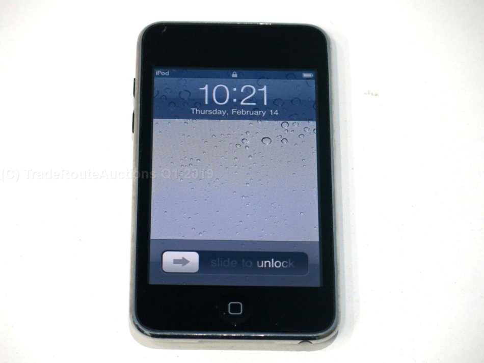 Apple iPods - Apple iPod Touch Black | 8GB | MB528BT ...