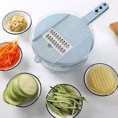 Other Kitchen, Dining & Bar - 9 IN 1 VEGETABLE AND FRUITS CUTTER ...