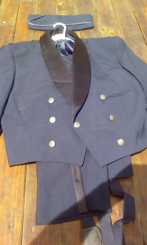 Airforce Mess Dress Uniform