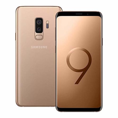 Samsung galaxy s9 dual sim sunrise gold
