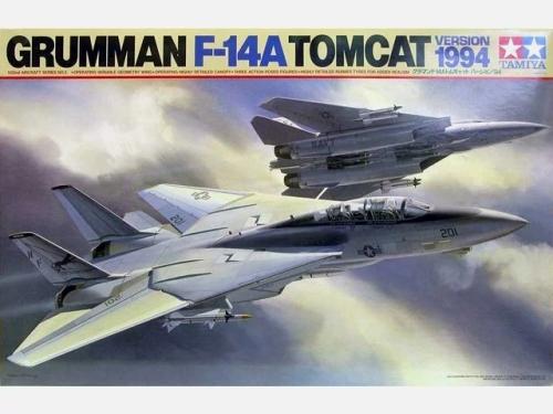 Tamiya 1/32 Grumman F-14a Tomcat 1994 Version