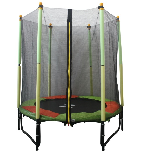 ZoolPro Kids Trampoline With